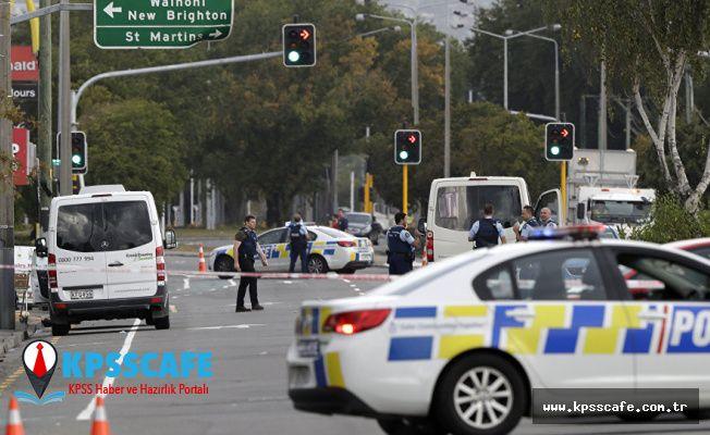 Yeni Zelanda'daki cami saldırısında hayatını kaybedenler 50'ye yükseldi