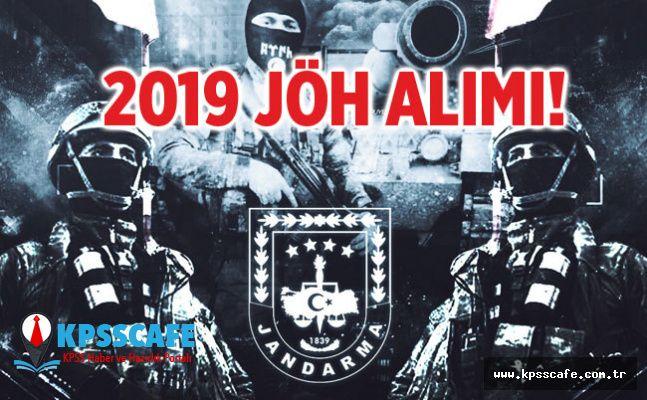 2019 JÖH Alımı ! İşte Genel Şartlar