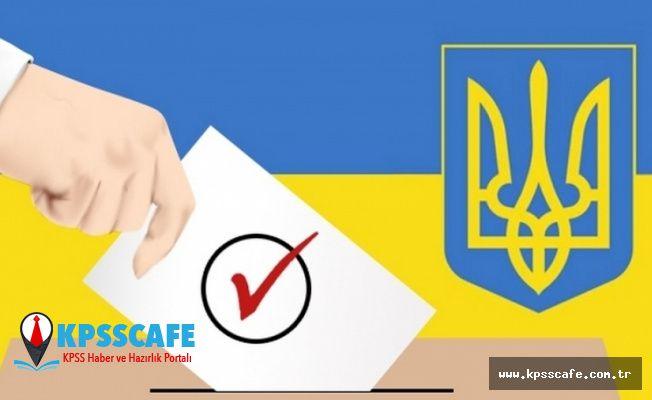 31 Mart'ta Ukrayna'da başkanlık seçimleri ve son durum! Bir komedyen devlet başkanı olmak üzere!