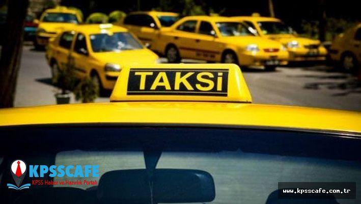 İstanbul'da taksi plakası fiyatları önce coştu sonra bir günde çakıldı! Ayrıntılar haberimizde!