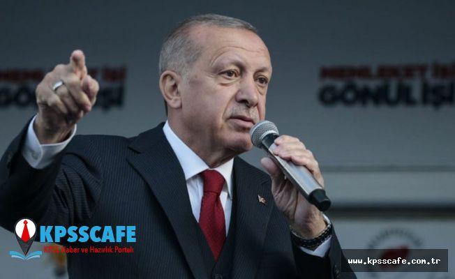 Cumhurbaşkanı Erdoğan'dan GBT açıklaması!