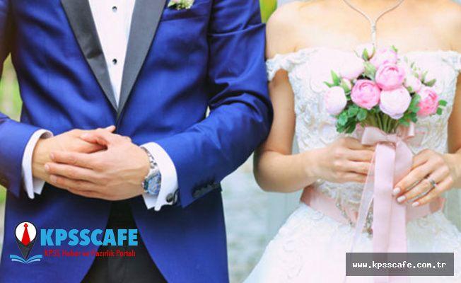Evlilik Hazırlığı Yapanlara Önemli Duyuru! Bakanlık Açıkladı! İşte Detaylar!