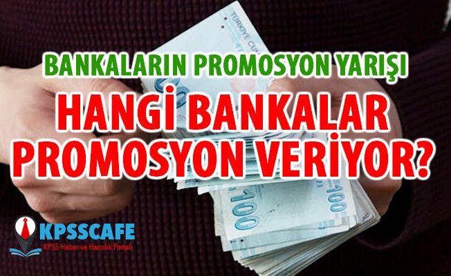 Emekliler Dikkat! Banka Promosyonları İle İlgili Haber! Hangi Banka Ne Kadar Promosyon Veriyor?