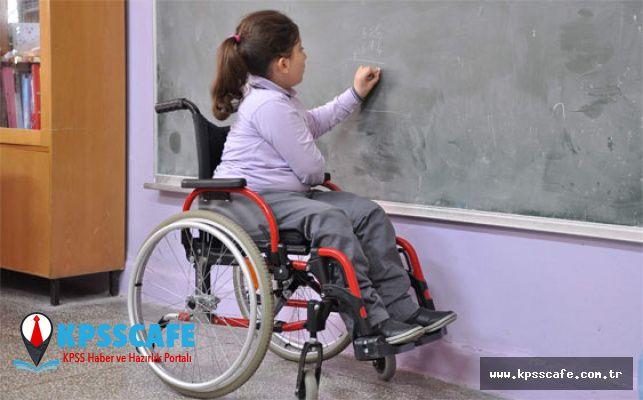 Engellilere Büyük Müjde! MEB'den Büyük Kolaylık! Detaylar Haberimizde!