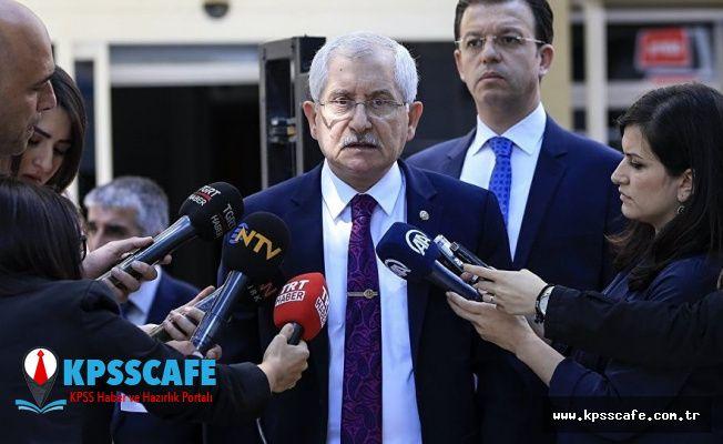 YSK Başkanı Güven'den İmamoğlu Açıklaması