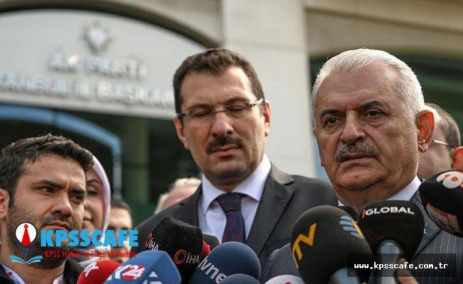 Binali Yıldırım: İstanbullu söyleyeceğini söyledi, oy veren, vermeyen herkese teşekkür ediyorum
