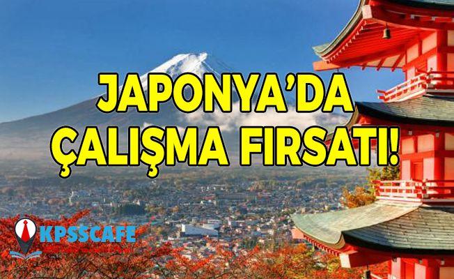 Japon Hükümeti'nden Flaş Karar! Türkler Japonya'da Çalışabilecek! İşte Detaylar!