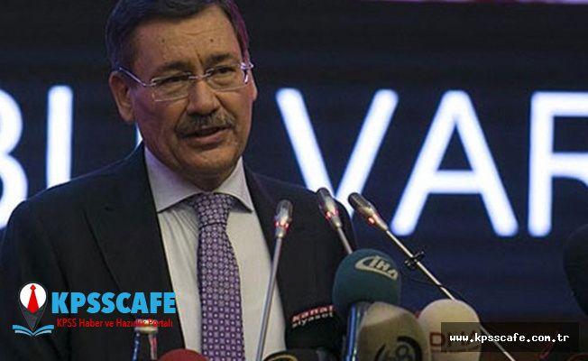 Melih Gökçek'ten İstanbul ve Ankara için bomba teklif