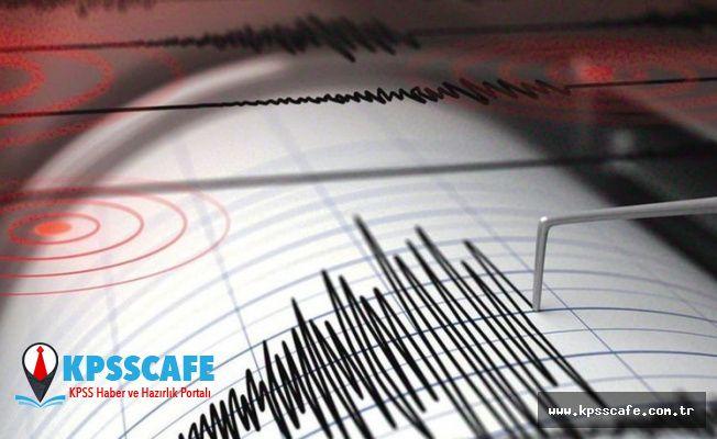 Malatya'nın Arguvan ilçesinde 3.4 büyüklüğünde deprem