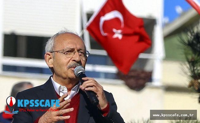 Kılıçdaroğlu: Bu iş yüzde 100 netleşene kadar sandık başında kalacağız