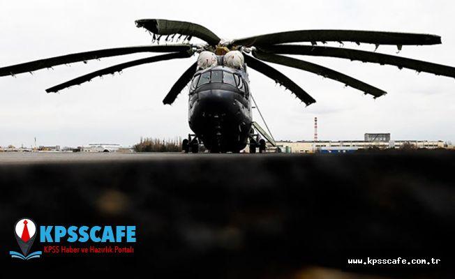 Rusya'dan Türkiye İle Ortak Helikopter Üretim Mesajı!