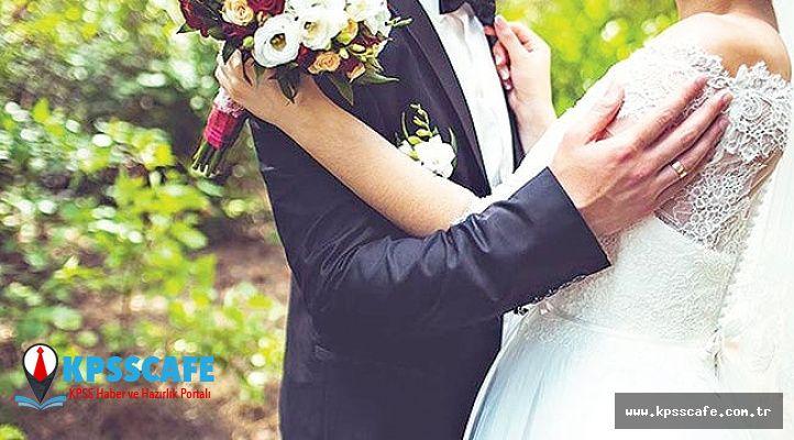 Evleneceklere 9 Bin TL Destek! Başvurular 17 Nisan'da!