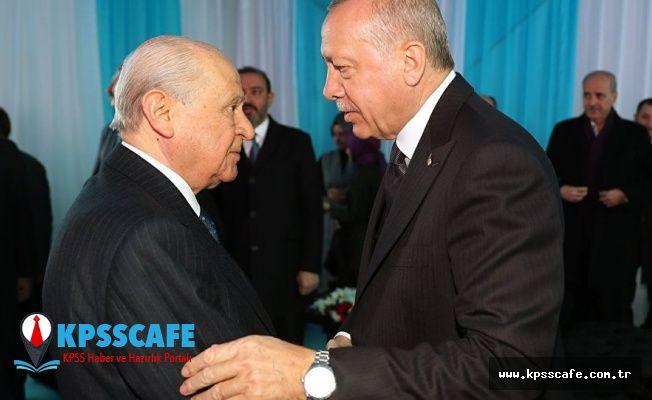 Bahçeli: Erdoğan'a saygıda kusur etmeyin