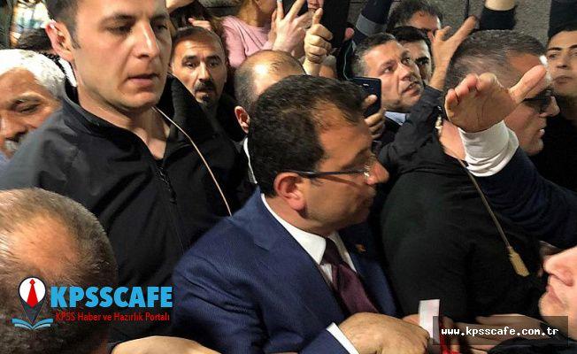 Ekrem İmamoğlu, İl Seçim Kurulundan mazbatasını aldı