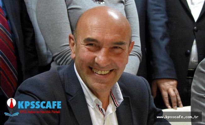İzmir Belediye Başkanı Soyar Makam Aracı Olarak Bisiklet Kullanıyor!