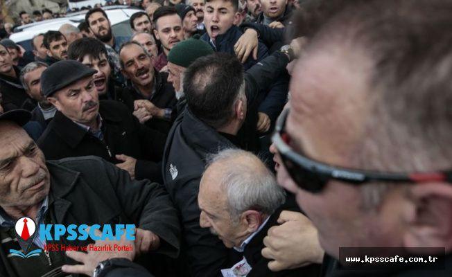 Kılıçdaroğlu'na Yumruk Atan Şahısın İfadesi Ortaya Çıktı!