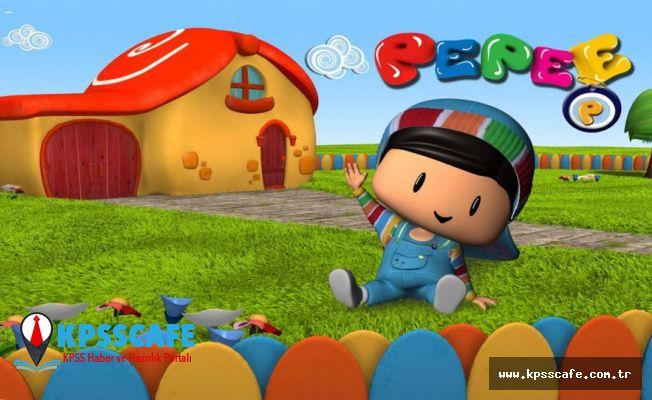 Türkiye'nin ilk dijital çocuk televizyonu Pepee TV yayında!