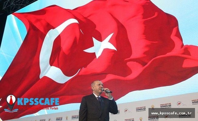 Cumhurbaşkanı Erdoğan'dan dünyaya barış çağrısı