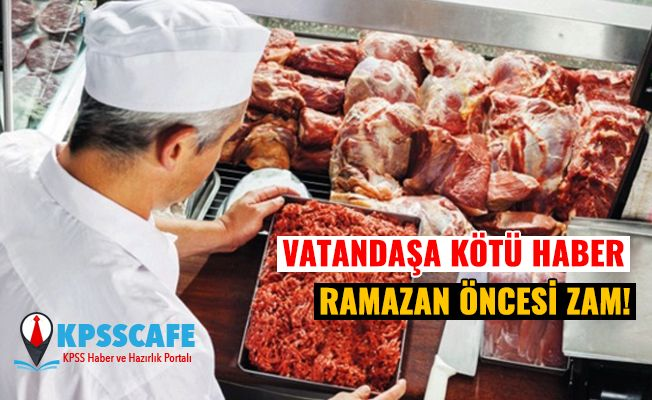Türkiye Yeni Güne Zam Haberleriyle Uyandı!