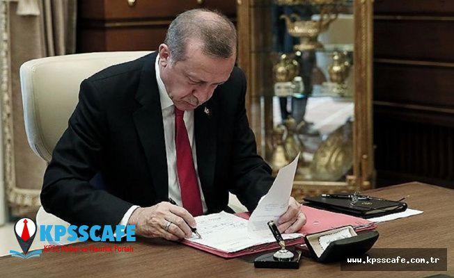 Erdoğan 5 Üniversiteye Rektör Atadı!