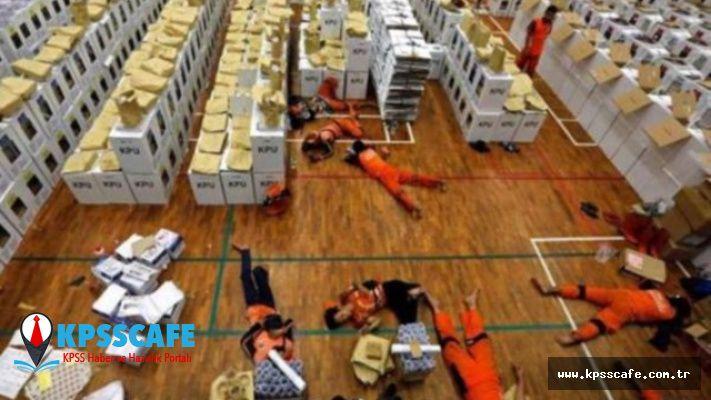 Günlerdir oy sayan 367 sandık görevlisi hayatını kaybetti