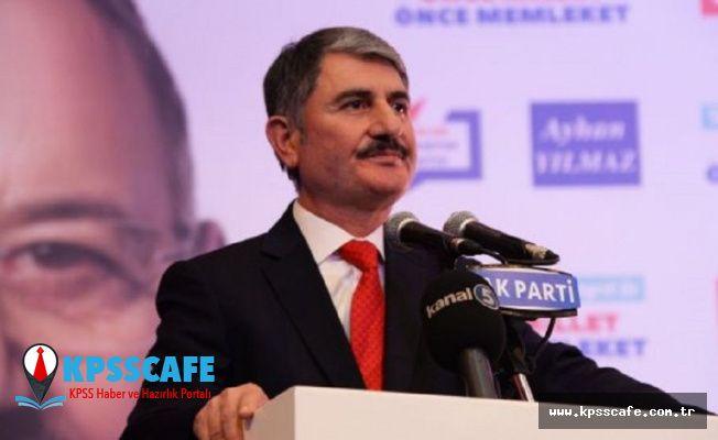 Ankara Pursaklar Belediye Başkanı İstifa Etti!