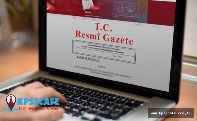 Resmi gazetede yayımlandı! Türkiye Adalet Akademisi kuruldu