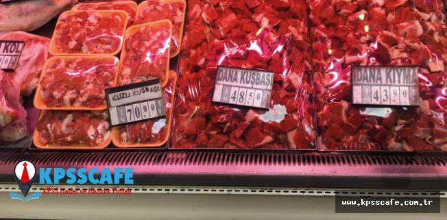 Et Fiyatları Hakkında Son Dakika Zam Açıklaması!