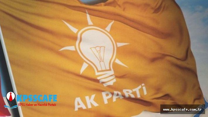 AK Parti'de neler oluyor ? Peş peşe istifalar...