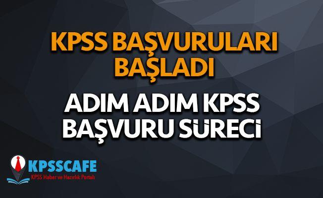 KPSS başvuru nasıl ve nereden yapılır?