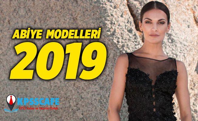 Abiye Modelleri 2019