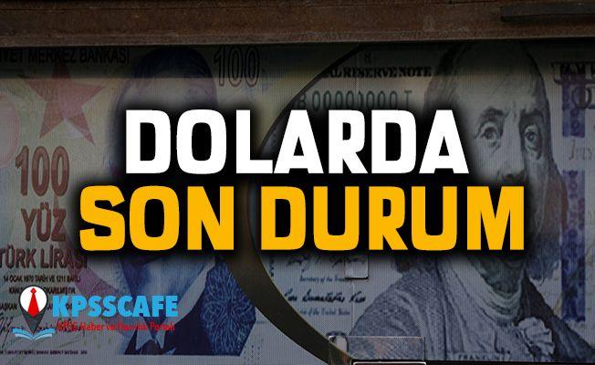 Dolar' Bugün Son Durum!