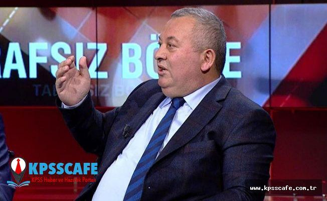 MHP'li Enginyurt'tan emekli albay Türkşen'e: Cem Yılmaz'ın şeyini ağzına almak sana yakıştı mı?