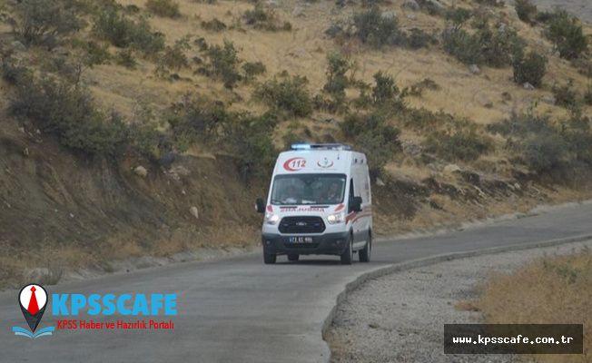 Şırnak'ta güvenlik korucularına terör saldırısı