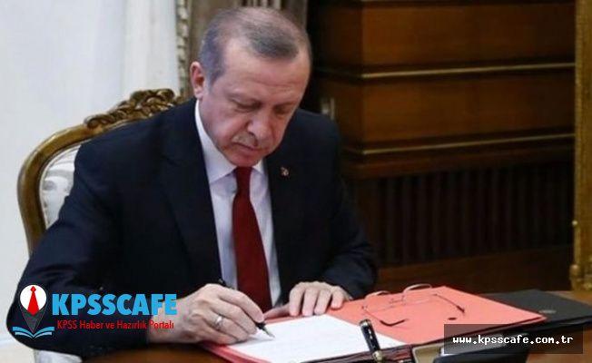 Cumhurbaşkanı Atama Kararları Resmi Gazete'de Yayınlandı!