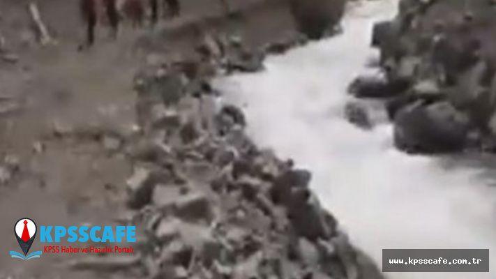 Suya kapılan 2 asker de şehit oldu