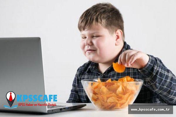 Teknoloji Bağımlılığı Obez Yapıyor