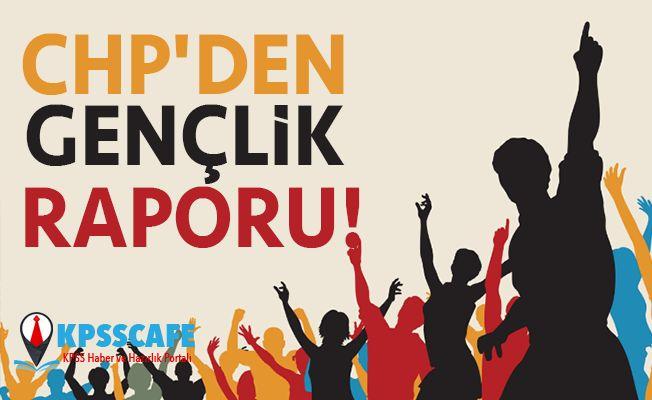 CHP'den Gençlik Raporu!
