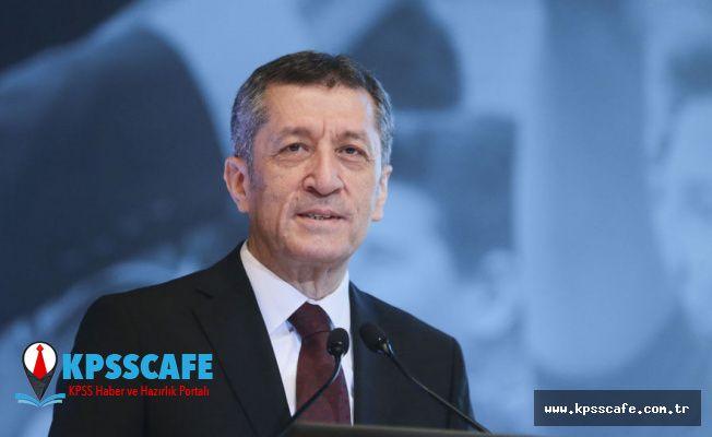 Milli Eğitim Bakanı Selçuk: İlk ve ortaokul sistemi de değişecek