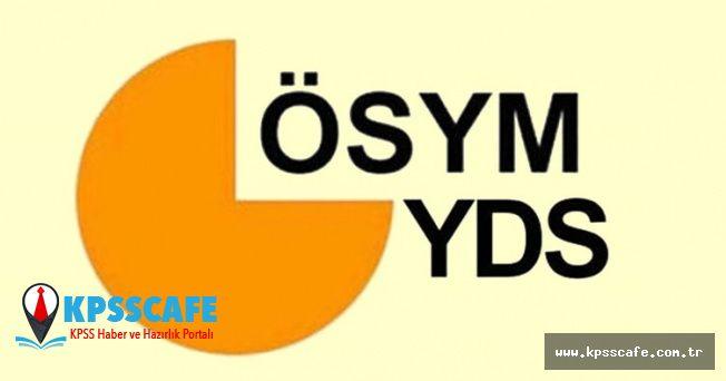 2019/4 İngilizce 2019/5 Farsça e-YDS Sınav Belgeleri Açıklandı!