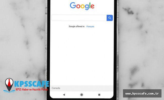 Google Mobil Değişiyor!