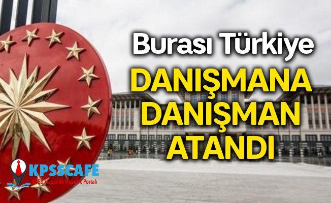 Burası Türkiye! Danışmana Danışman Atandı!