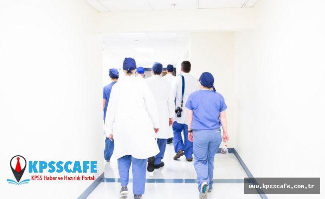 Sağlıkçılara İstihdam Müjdesi!