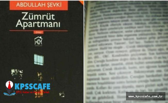 'Pedofili' içeren ifadelerin bulunduğu kitabın yazarı Abdullah Şevki hakkında soruşturma başlatıldı