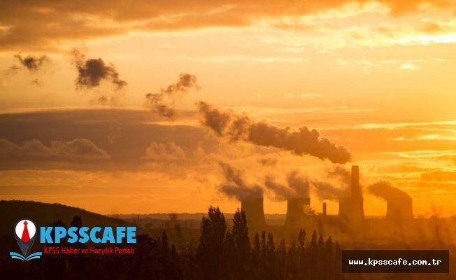 Hava Kirliliği Gittikçe Artıyor!