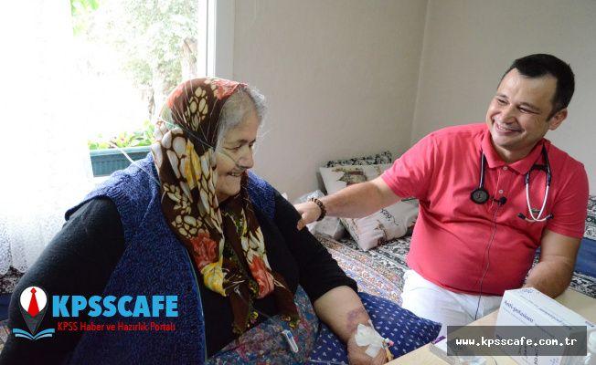 170 Kiloluk Habibe Teyze'nin Yaşam Aşkı