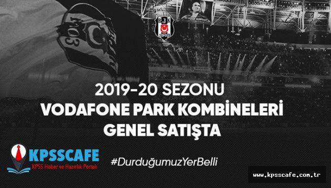 BJK Kombineler Satışa Çıktı! Beşiktaş Kombine Fiyatları!