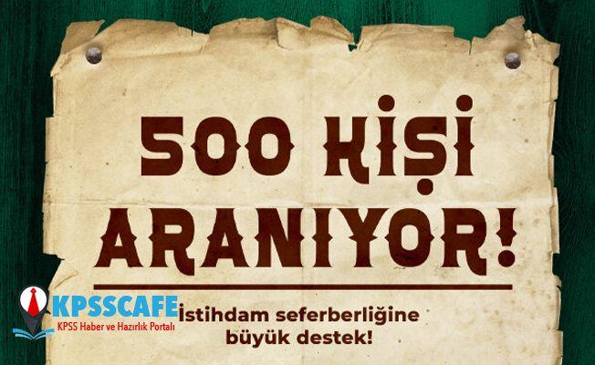 Emin Evim Türkiye Geneli En Az Lise Mezunu 500 Personel Arıyor!