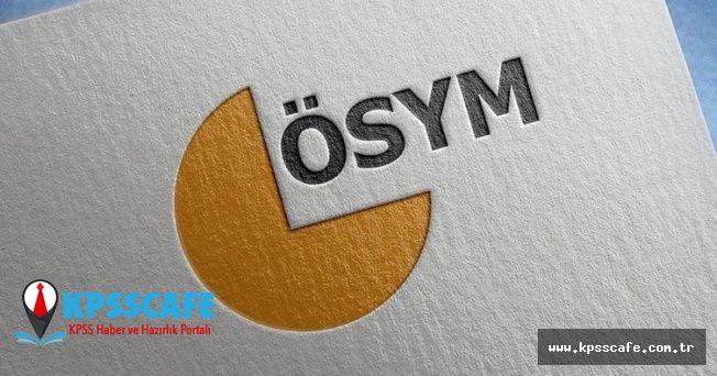 ÖSYM Başkanı YKS'ye Girecek Aday Sayısını Açıkladı