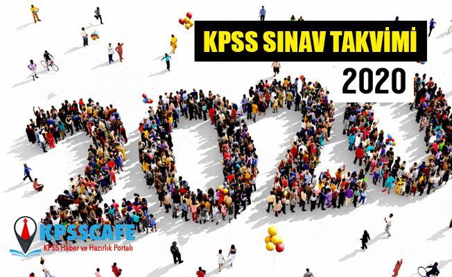 2020 KPSS Sınavı Ne Zaman Yapılacak?